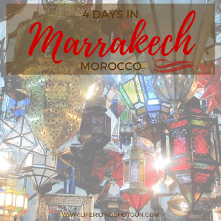 4 Days in Marrakech, Morocco