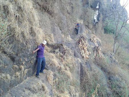 Mahipat-Sumar-Rasal Forts - Adventurous Trio in Konkan, Maharashtra, India