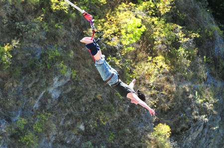 5 Best Places for Bungee Jumping in the World