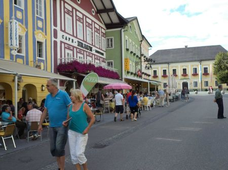 The Hills are alive with the sound of Music - Salzburg