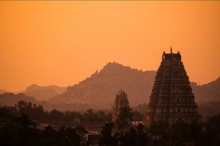 Backpacking across the Forgotten Empires of Karnataka