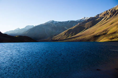 Backpacking across Spiti Valley