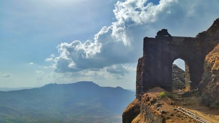 """RAJGAD""Royal Home"