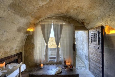There Is Cosy Hotel Inside An Ancient Cave In Italy And Who Better To Go There With Than Your Lover?