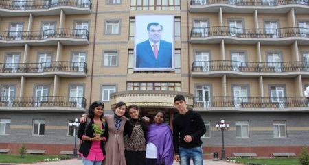 Revisiting The Silk Route via Tajikistan