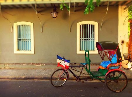 Lets Backpack to Pondicherry