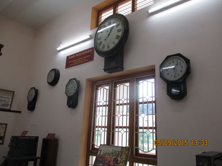 Truchchirapalli Rail Museum---a photo story