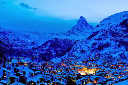 With love, Zermatt