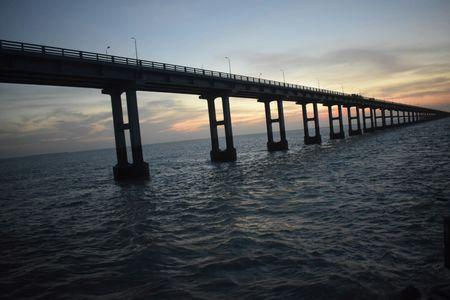 Pamban Bridge - A thriller of its kind