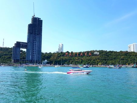 Thrill seeking side of Pattaya