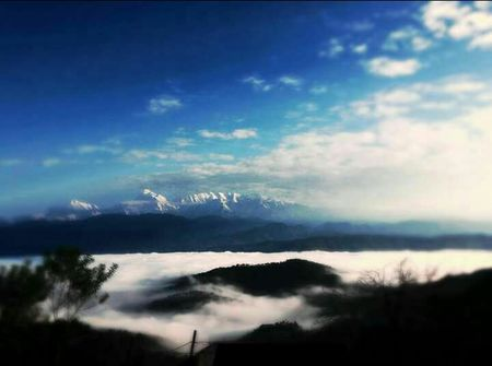 A Backpackers Trip @5000 INR - Kausani