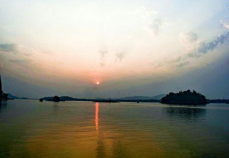 Glimpses of world's smallest river island : UMANANDA