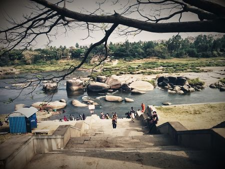 HAMPI : A Time Traveller's Delight