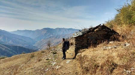 Nag Tibba - An Easy Weekend Trek