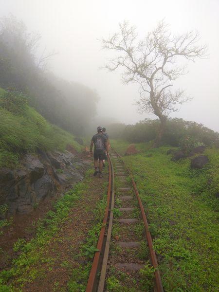Vikatgad - Matheran Post Monsoon trek, Mumbai weekend getaways :)