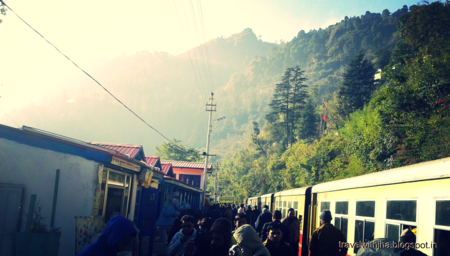 Kalka-Shimla Railways : A UNESCO Heritage Site