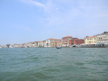 Venice, through the eyes of an Indian backpacker (1st day)