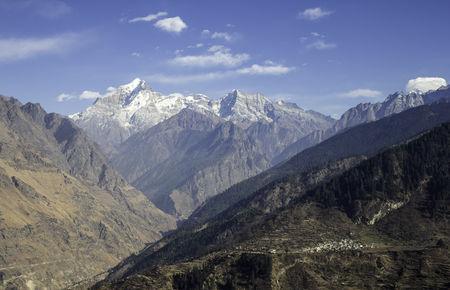 """""""Climb Of Success In Mighty Himalayas-Trek to Kuari Pass"""""""
