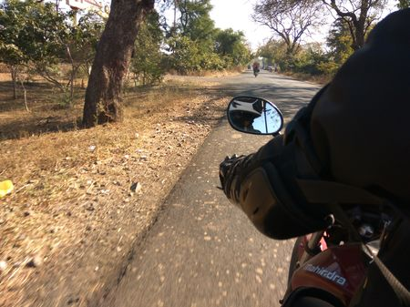 4 Day Ride from Mumbai - Lonar - Shegaon - Chikaldhaara - Melghat Tiger Reserve - Mumbai