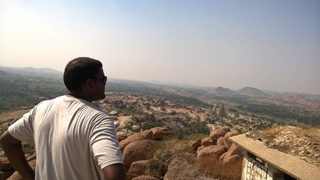 Hampi - A Pilgrimage.                           The Blessing of Tungabhadra !!!