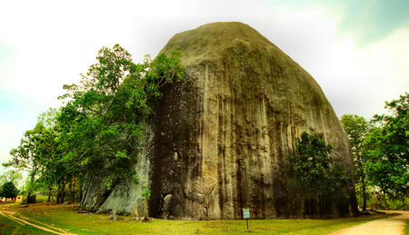 Cave Paintings, Age-old Monuments And A Secret Waterfall, Sitabinji Is A History Lover's Paradise