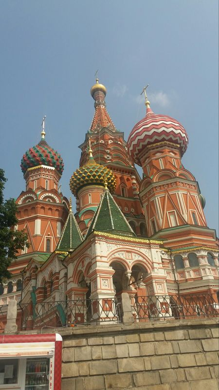 Moscow Getaway