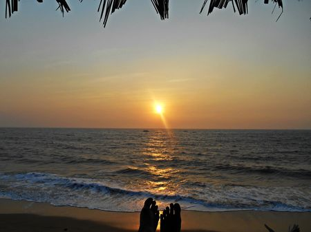 Single woman's guide to Anjuna, Goa