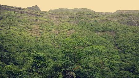 An unforgettable Trek to Prabalgad, Maharashtra