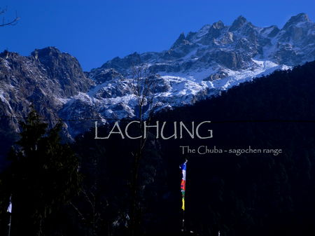 Lachung- Destination Heaven