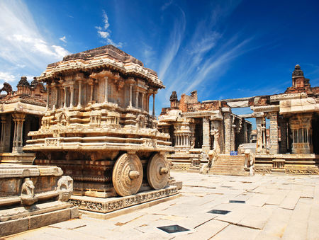 Hampi, a Poetry in Stones- 2days Itinerary