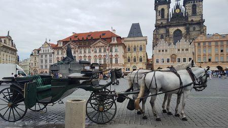 3 Days In A Medieval Wonderland Called Praha!