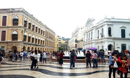 Macau - A Weekend Itinerary