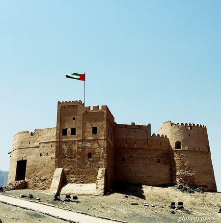 Fujairah – the land of mountains, forts, and beaches.