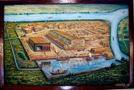 Time-Travelling through 6000 yr old cities – Lothal & Dholavira