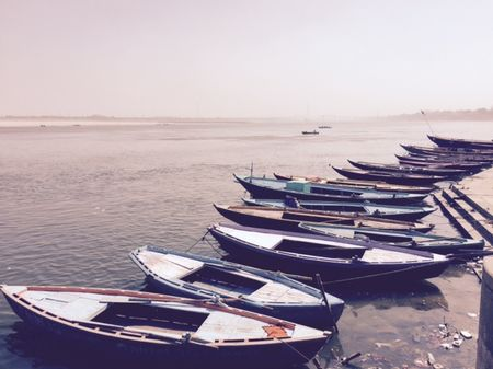 The city of ghats, temples and love; Banaras finally we met