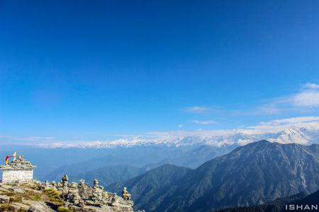 Solo trip to Uttarakhand: trek to Hemkund Sahib and Tungnath-Deoria Tal