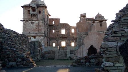 Kumbha Palace, Chittorgarh Fort - India's Mini Athens