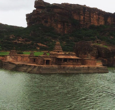 My Memoir- Badami, Aihole and Pattadkal.