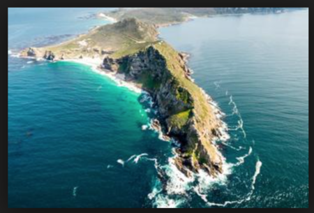 Cape of Good Hope- where two oceans meet