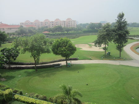 Jaypee Greens Golf & Spa Resort, Noida: Never a Dull Moment in Jaypee City!