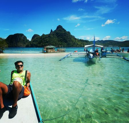 4 weeks backpacking in the Philippines