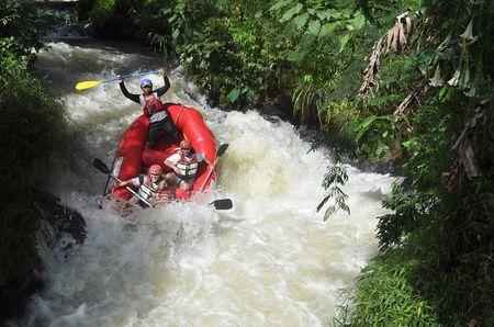Conquer the Waters at Kolad:River Rafting