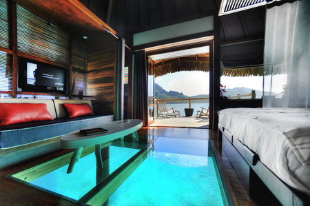 Get Your Dose of Romance at the Jewel Of the South Seas: Bora Bora
