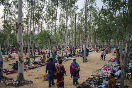 A Nobel Laureate's memoirs, classrooms under the trees and a market amidst the woods – Shantiniketan