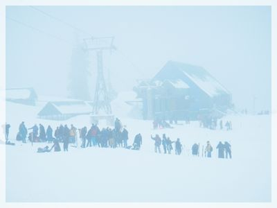 Gulmarg: The Day We Had Lunch at 8000 ft