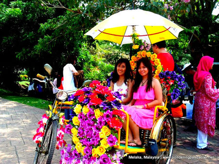 My Love Affair With Melaka and Petronas Towers