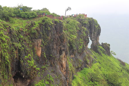Get drenched in the rains of Maharashtra