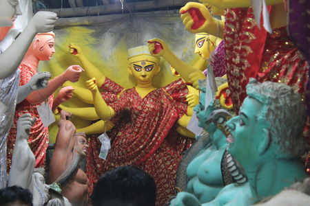 A day trip to Kumartuli