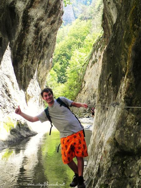 Ramet Gorge-A Playground!