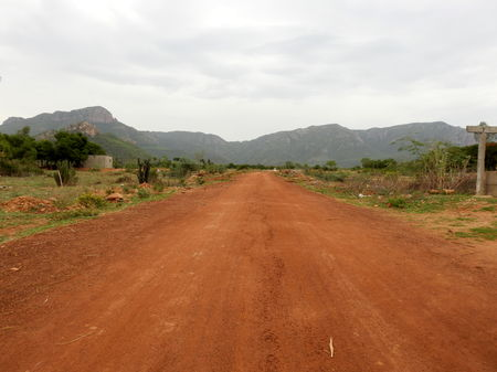 Trekking and Camping at Nagalapuram